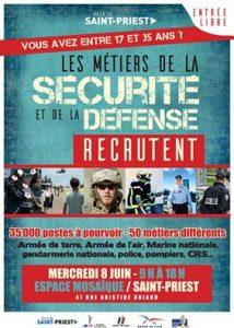 Métiers de la Sécurité et de la Défense