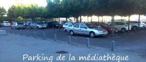 parking_mediathèque